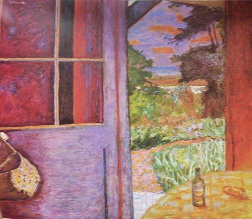 239 best Bonnard images on Pinterest Pierre bonnard, Oil on canvas - peinture porte et fenetre