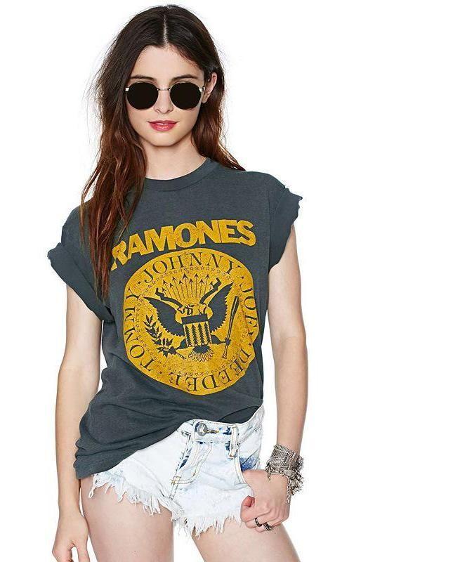 Ramones T-Shirt  #Arjuto