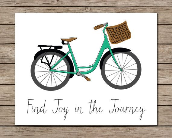 Find Joy In The Journey Printable INSTANT DOWNLOAD by CraftMei