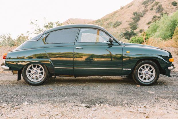 1972 Saab 96 Saab Pirelli Tires Classic Cars Online