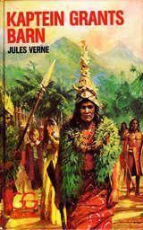 """""""Kaptein Grants barn"""" av Jules Verne"""