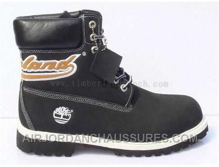 http://www.airjordanchaussures.com/timberland-6-inch-black-white-contrast-boots-for-mens-top-a27be.html TIMBERLAND 6 INCH BLACK WHITE CONTRAST BOOTS FOR MENS TOP A27BE Only 113,00€ , Free Shipping!