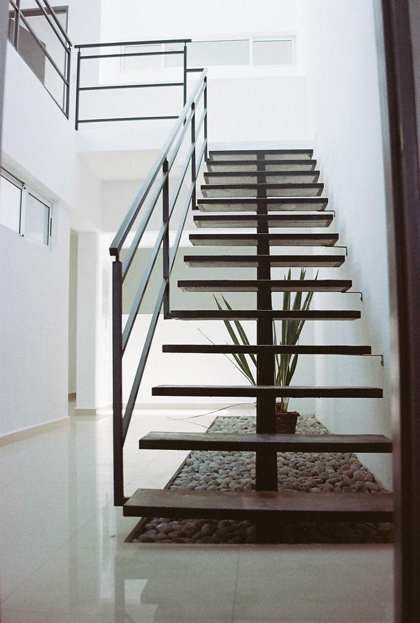 Resultado De Imagen De Escaleras Con Vigas De Hierro
