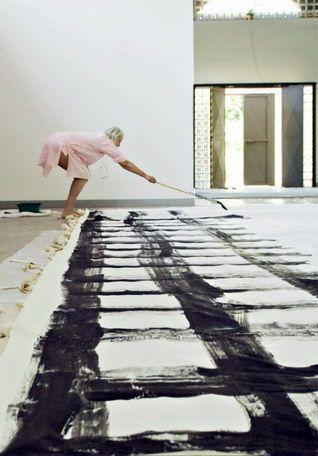 Italian textile artist, isabella ducrot