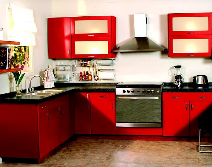 Colores que inspiran en la cocina dise a tu cocina for Disena tu cocina integral online