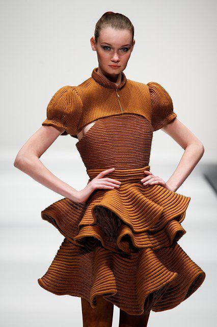 2012Tokyo 新人デザイナーファッション大賞 / 2012 Tokyo New Designer Fashion Grand Prix | changefashion.net