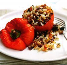 Peperoni ripieni alla turca - Tutte le ricette dalla A alla Z - Cucina Naturale - Ricette, Menu, Diete