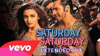 Saturday Saturday Video - Humpty Sharma Ki Dulhania | Varun Alia - YouTube