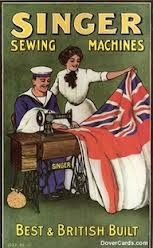 Advertisement Sewing