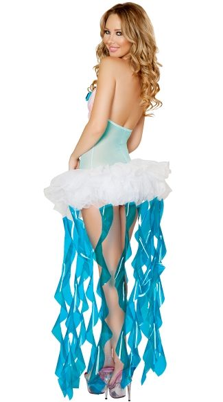 99 best jelly fish costume images on pinterest costumes for Sexy fish costume