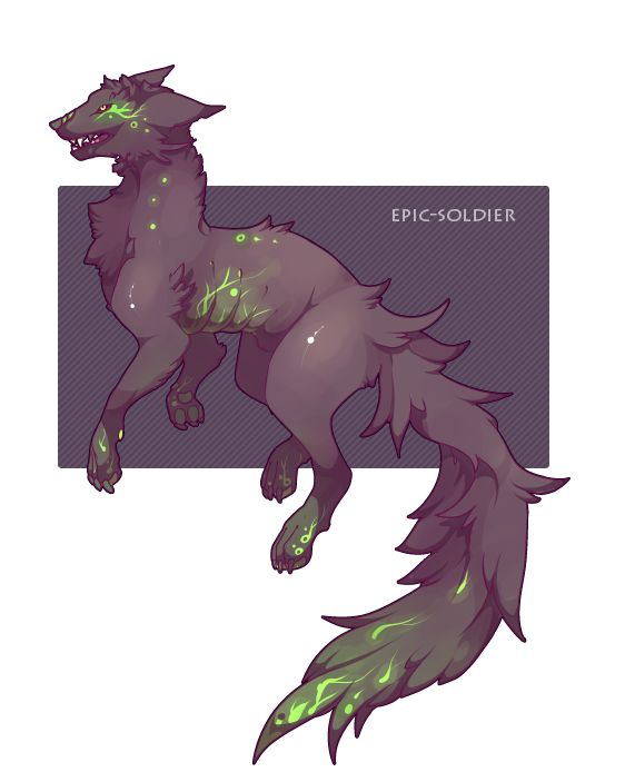 Creature commission by Epic-Soldier on DeviantArt