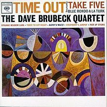 Time Out - The Dave Brubeck Quartet, 1959