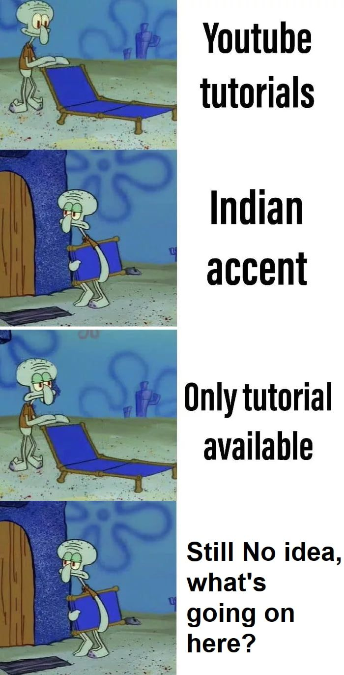 Indeed Inevitable Memes Youtube Tutorials Spongebob Memes