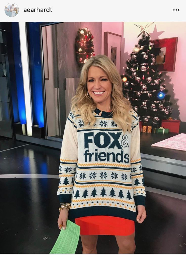 Ainsley Earhardt Ainsley Earhardt Sweaters Christmas