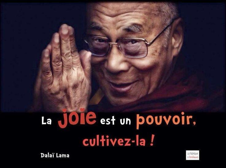 La Page de la Sagesse : Citation du Dalaï Lama