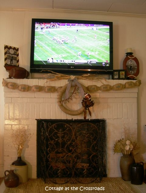 Are you a true football fan? Don't settle for less when you are watching your team! http://discounttvwallmounts.com