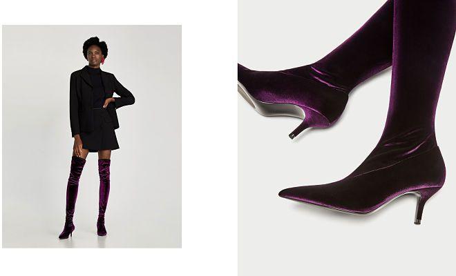 7 botas XL de Zara que nos encantan: las compras de la semana