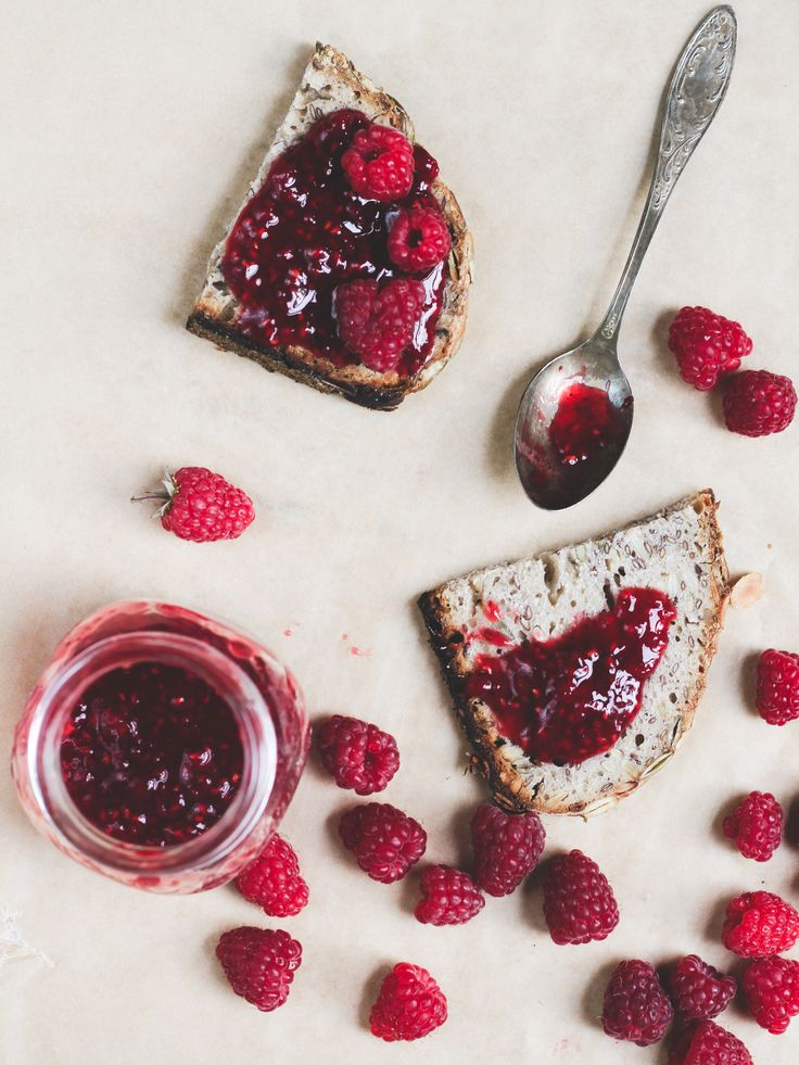 Wild Raspberry Jam