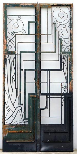 1000+ Ideas About Iron Gates On Pinterest