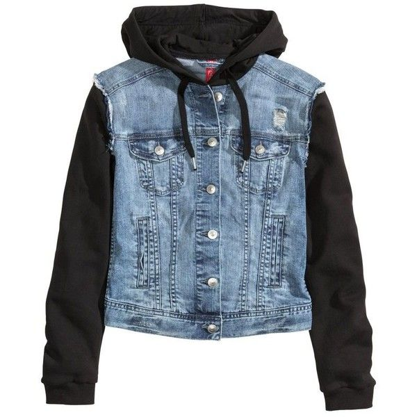 Best 25  Hooded jean jackets ideas on Pinterest | Target clothes ...