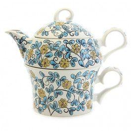 The Flower Collection Tea Set, Special Price $27.00. http://catalog.obitel-minsk.com/handmade-ceramics/ceramic-tableware.html?___store=default&ceramics_technics=540&ceramics_type=554 #CatalogOfGoodDeeds #CatalogOfStElisabethConvent #handmade #ceramic #pottery #clay #gift #cups  #Christmas #present #souvenir #buygift #ordergift #easternorthodoxy #orthodoxculture #love #home #happy #teaset
