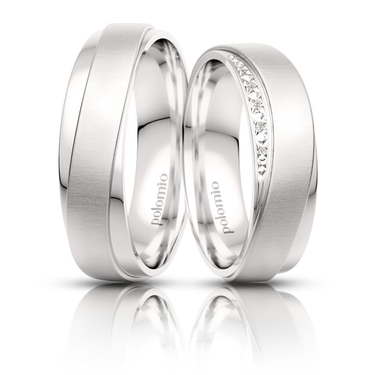 Snubní prsten Nika 6,5-01 Polomio Jewellery