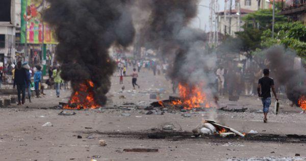 20161208 #RDC : pour la #CNDH, la police n'est pas la seule responsable des violences de septembre à Kinshasa