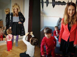 Project Baby Runway - mamo pozwól dziecku wybrać ubrania dla Ciebie