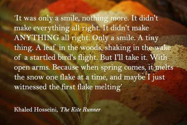 the references to the kite runner by khalid hosseini About the kite runner 1970s afghanistan: twelve-year-old amir is desperate to win the local kite-fighting tournament and his loyal friend hassan promises to help him.