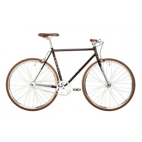 Comprar bicicleta fixie Vintage Reid Wayfarer. Venta de bicis fixies de la marca Reid Bikes. Compra una bicicleta fixie Wayfarer al mejor precio online