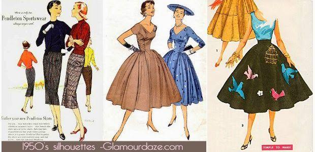 eryzo blog: Historie módy-50.roky