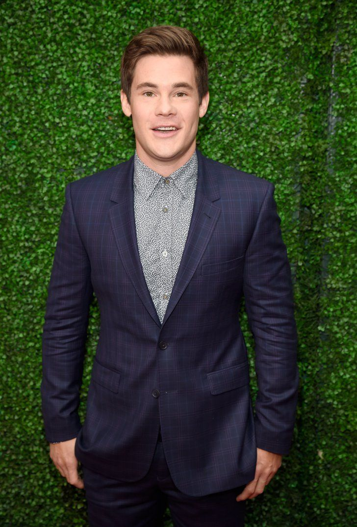 Pin for Later: Fun Fact: The MTV Movie Awards Were Overflowing With Hot Guys Adam Devine