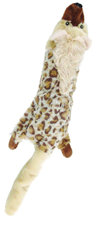 Skinneeez Big Bite Jackal Dog Toys Plush Dog Toys Pets