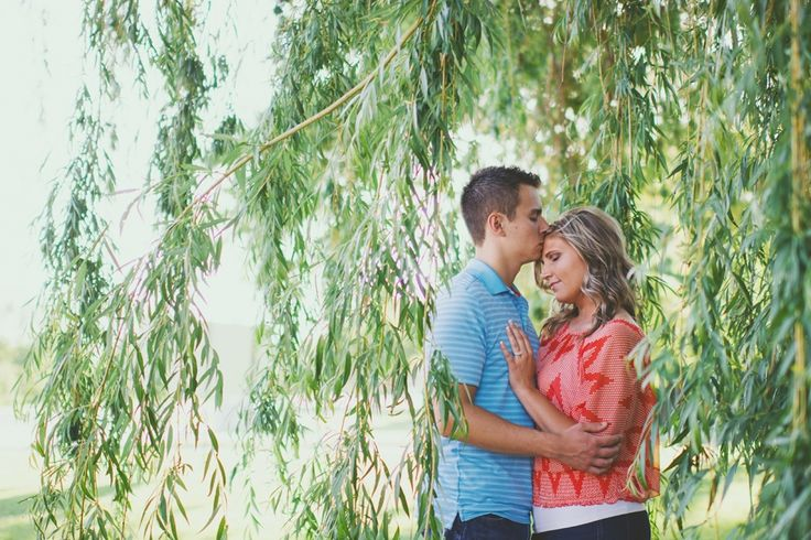 Katie + Zach Kalamazoo WMU Campus Engagement