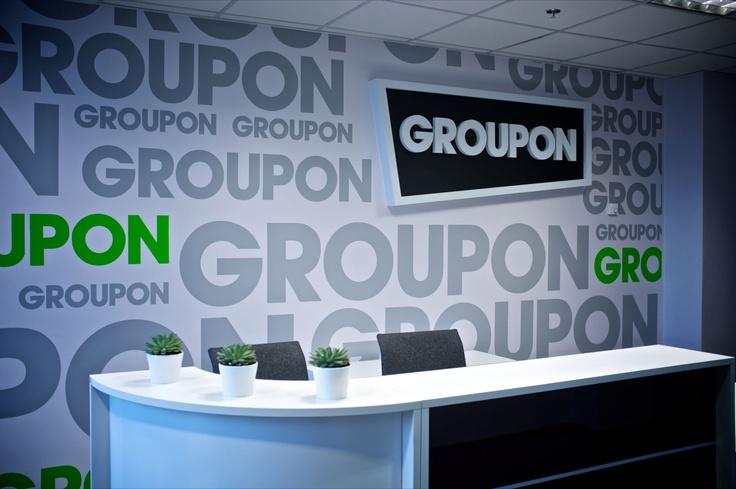 Biuro Groupon Polska/ Groupon Poland Headquarter