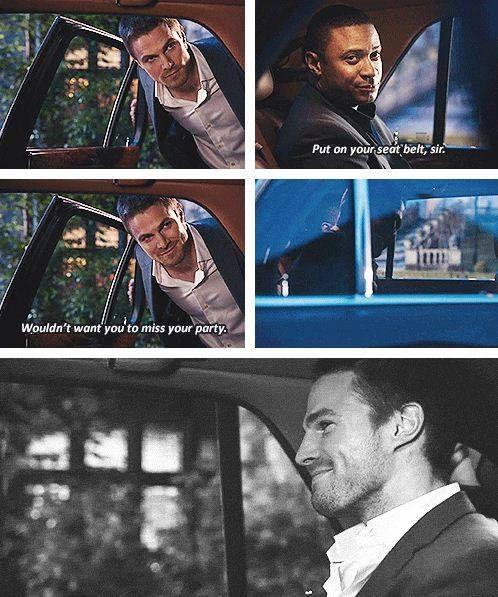 Arrow - Diggle & Oliver #Season1