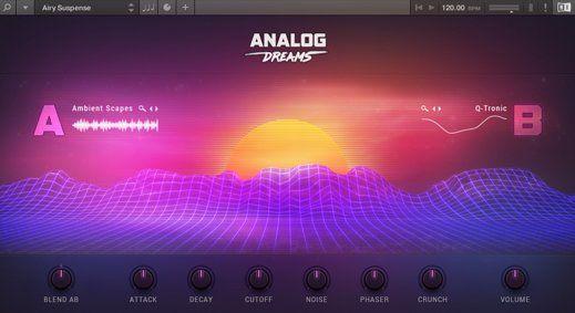 Native Instruments Analog Dreams 1 0 0 KONTAKT | Music hxxp - 2019