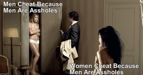 Women's Logic - You Will Never Understand (Gallery)