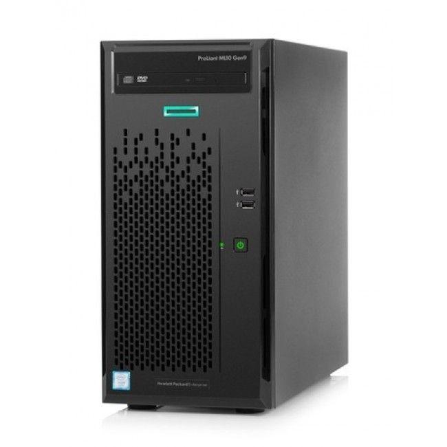 Hpe Proliant Ml10 Gen9 Server Provides