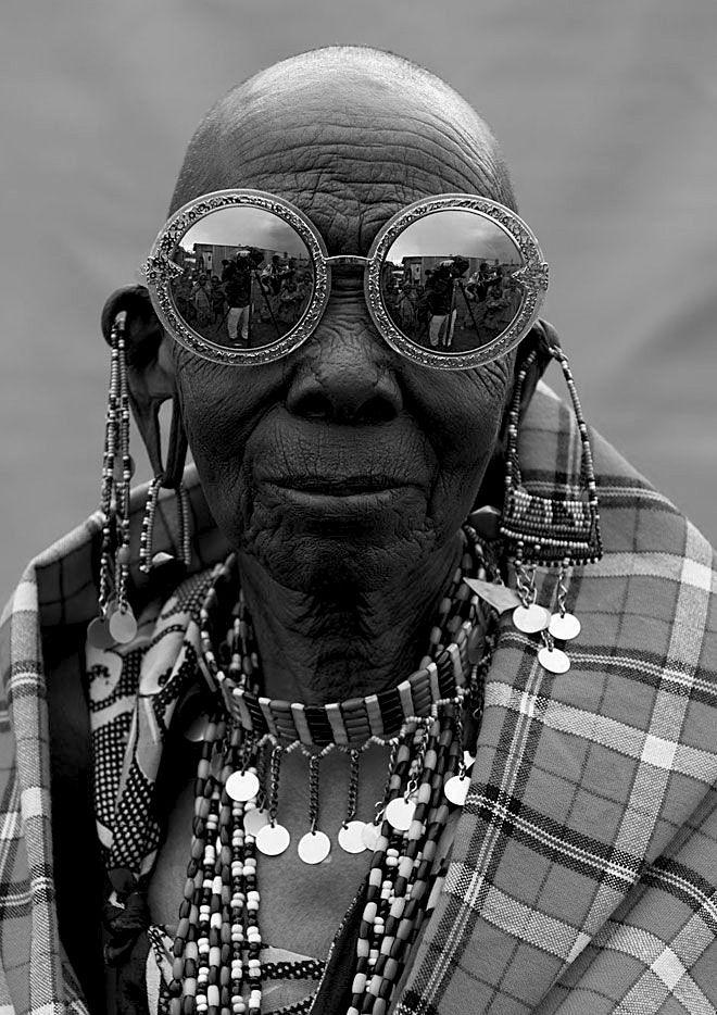 KAREN WALKER - KENYA
