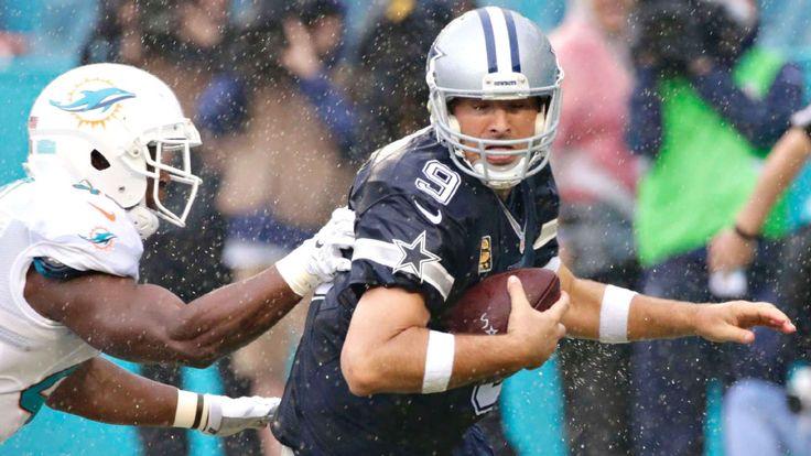 Tony Romo feeling fine, prepping for quick turnaround
