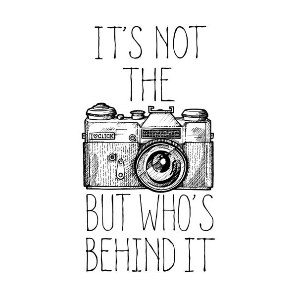 It's not the camera... - NeatoShop