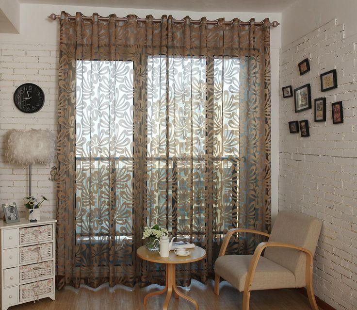 Barcelona Sheer Curtains