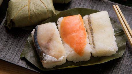 奈良県に旅した人が選ぶ!奈良県・旅めしランキング 柿の葉寿司