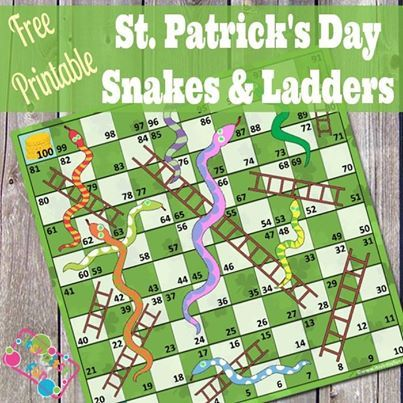 Free Printable St. Patrick's Day File Folder games and activities! Fun learning with leprechauns, rainbows, shamrocks and pots of gold!