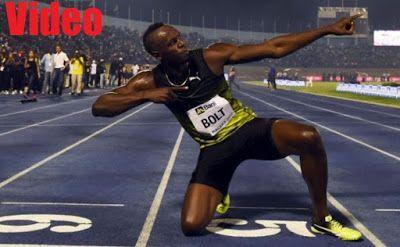 Αποθέωση για τον Μπολτ στον τελευταίο του αγώνα στη Τζαμάικα (video)
