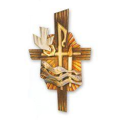 christian symbol baptism - Google Search