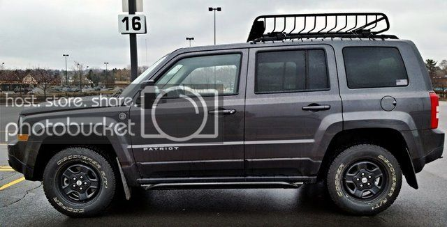 O Dubhghaill S 2014 Fdii Jeep Patriot Forums Jeeppatriot