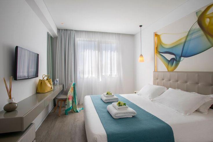 Anemi Hotel Deluxe Bedroom