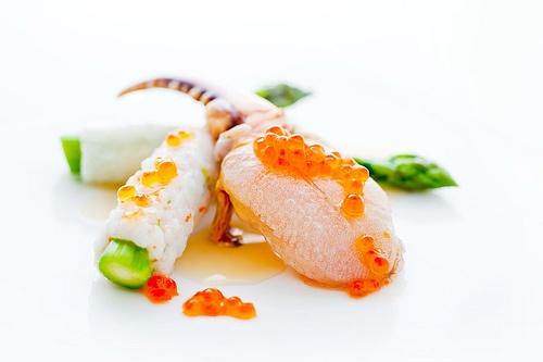 Crab Stick and Asparagus | Food pix | Pinterest